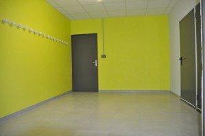 Salle de repos pour les enfants et/ou vestiaire